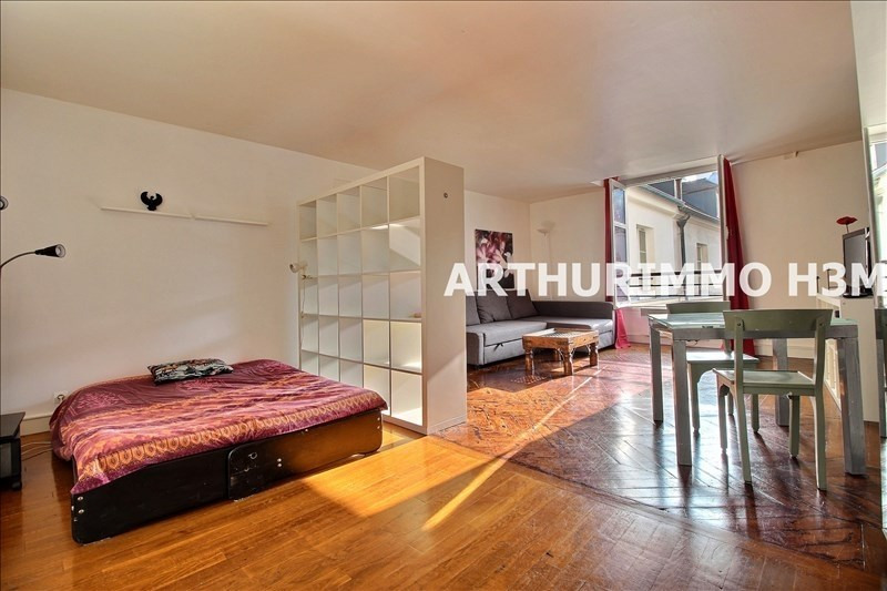 Sale apartment Paris 3ème 560 000€ - Picture 2