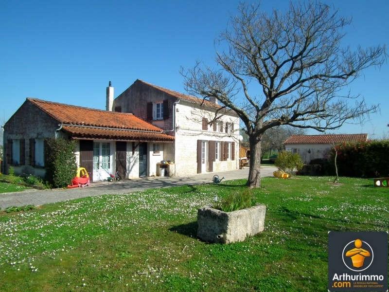 Sale house / villa Matha 159750€ - Picture 2