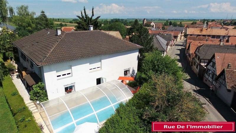 Sale house / villa Kuttolsheim 550000€ - Picture 1
