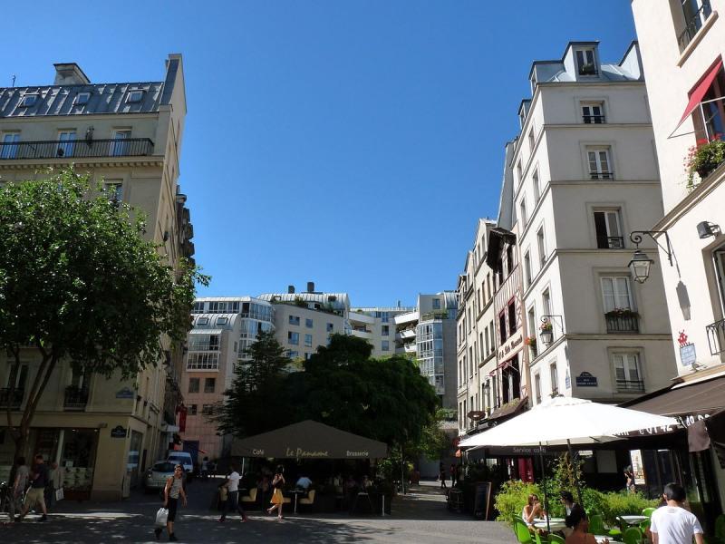 Vente appartement Paris 1er 675000€ - Photo 1