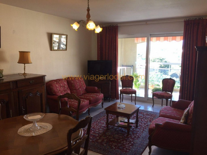 Vendita nell' vitalizio di vita appartamento Saint-laurent-du-var 73500€ - Fotografia 6