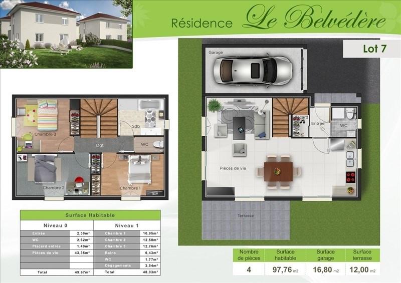 Vendita casa Bourgoin jallieu 258000€ - Fotografia 2