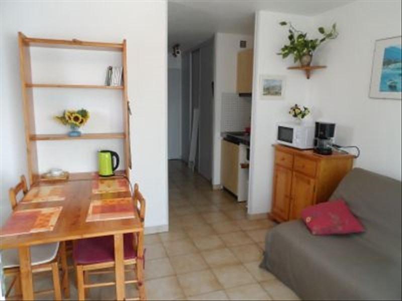 Sale apartment Balaruc les bains 120000€ - Picture 2
