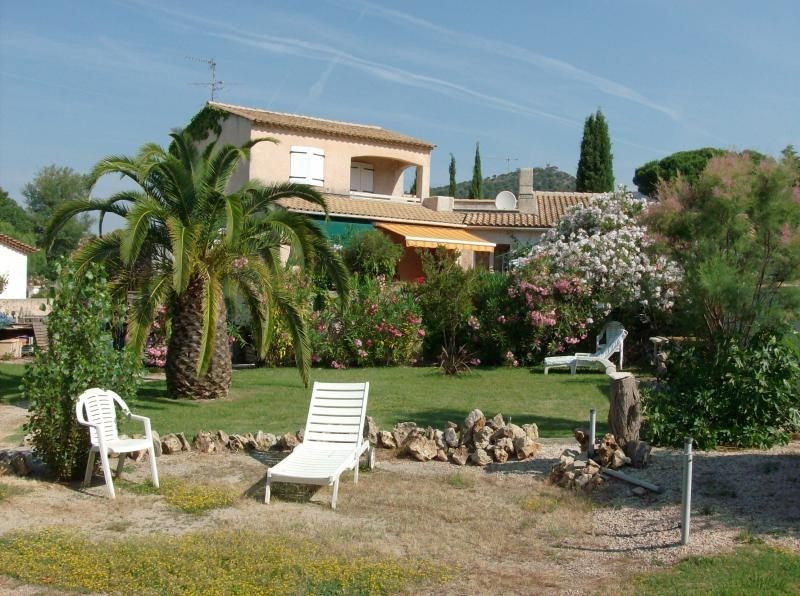 Sale house / villa Roquebrune sur argens 412000€ - Picture 1