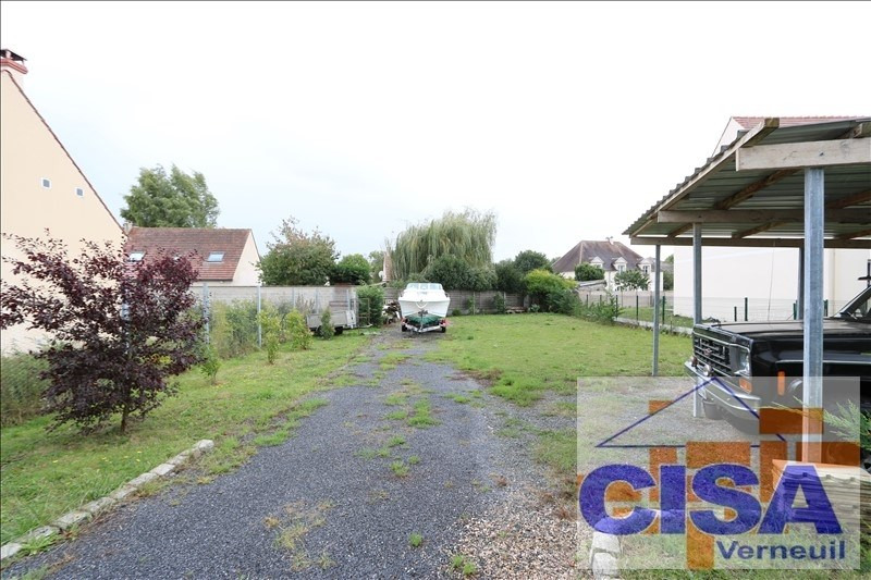 Vente terrain Cinqueux 86 000€ - Photo 1