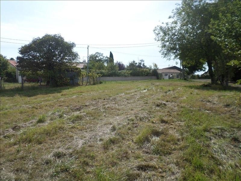 Vente terrain Montamise 48900€ - Photo 1