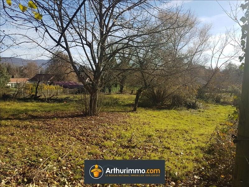 Vente terrain Creys et pusignieu 52000€ - Photo 3