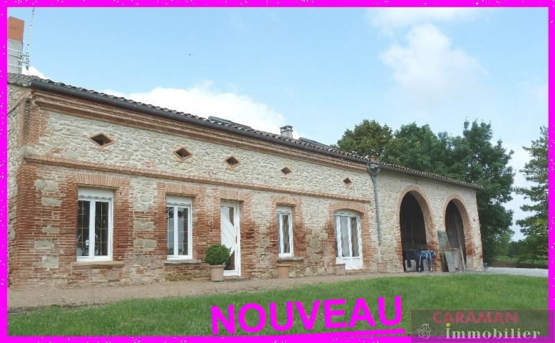 Deluxe sale house / villa Caraman  secteur 390 000€ - Picture 1