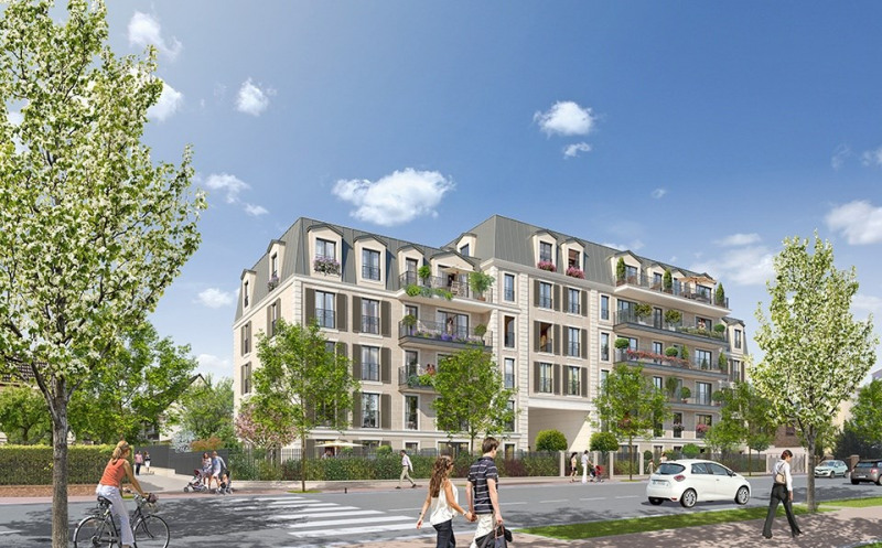 La lisi re programme immobilier neuf clamart propos for Immobilier neuf idf