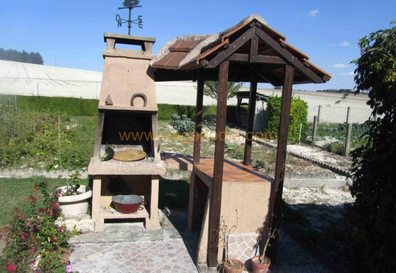 Vendita nell' vitalizio di vita casa Villegouin 45000€ - Fotografia 6