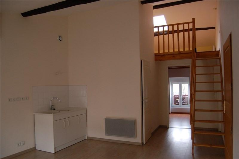 Sale apartment Les roches de condrieu 74000€ - Picture 1