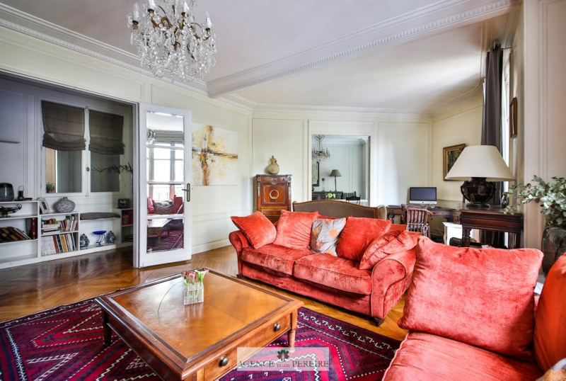 Vente de prestige appartement Paris 17ème 1 200 000€ - Photo 4