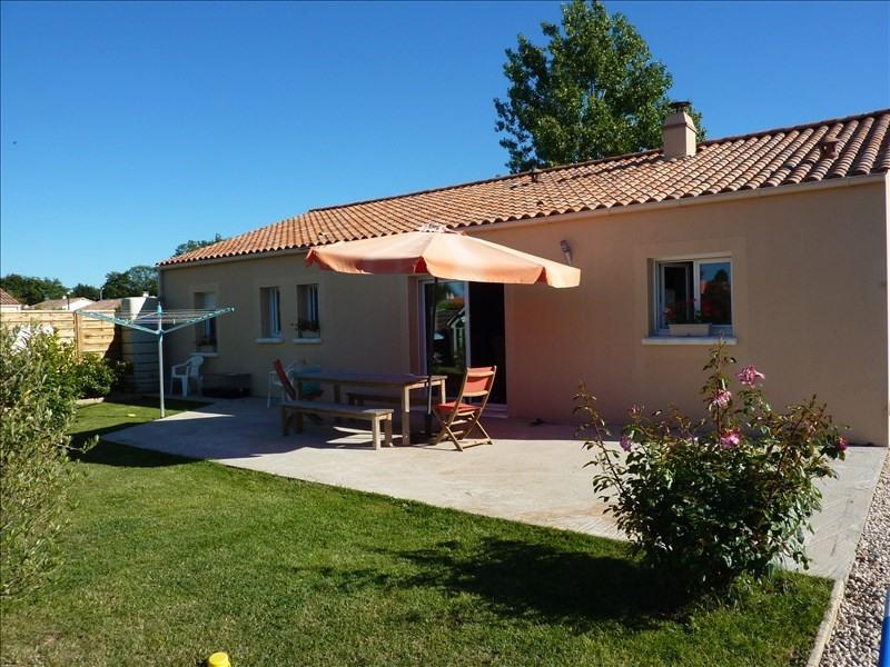 Vente maison / villa Commequiers 213000€ - Photo 3