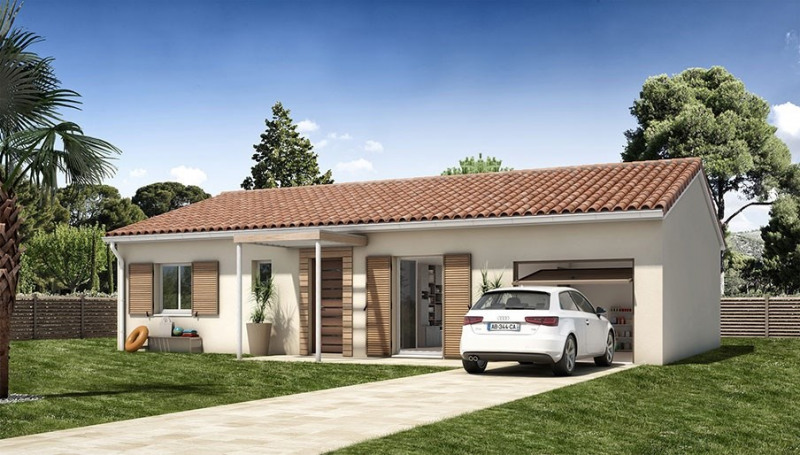 Maison  4 pièces + Terrain 310 m² Plaissan par MAISONS BATI FRANCE BEZIERS