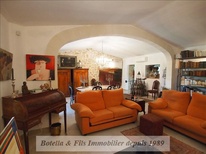 Vente de prestige maison / villa Uzes 590000€ - Photo 3