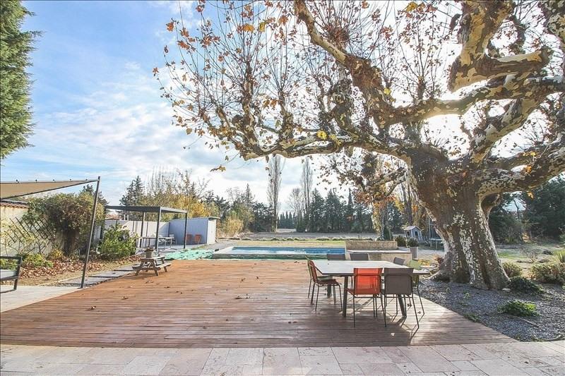 Vente maison / villa Monteux 461500€ - Photo 2