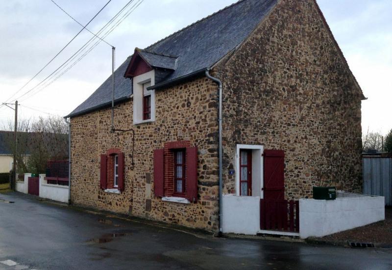 Blandouet Saint jean maison