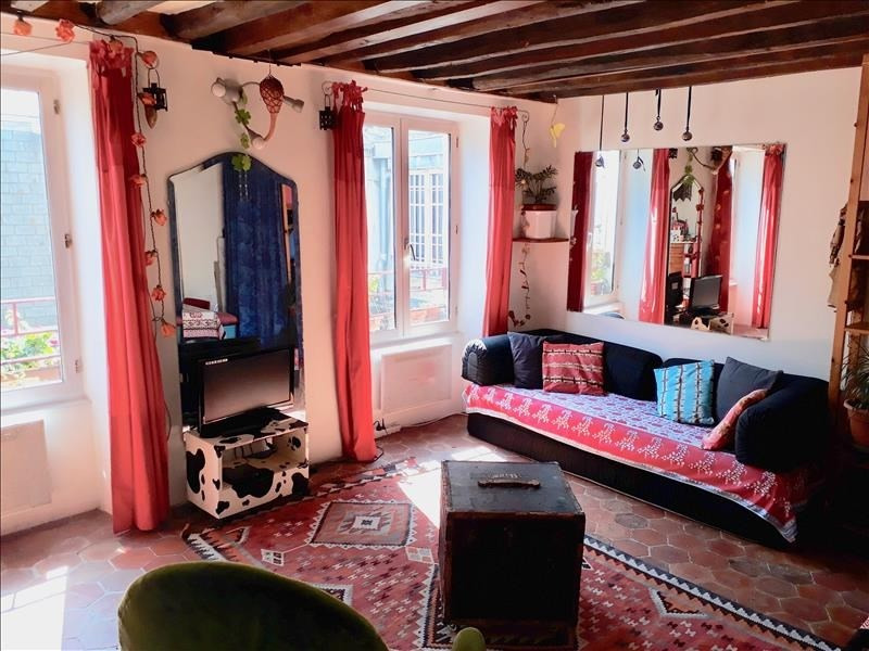 Sale apartment Paris 10ème 540 000€ - Picture 2