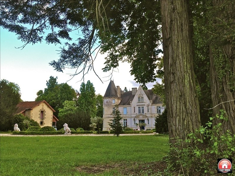 Deluxe sale house / villa Douville 1600000€ - Picture 3