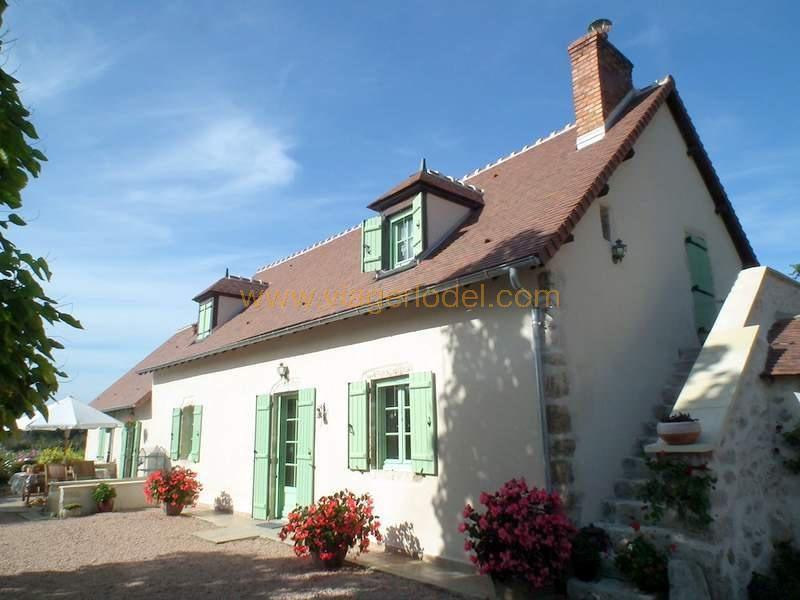 Lijfrente  huis Crechy 99000€ - Foto 7