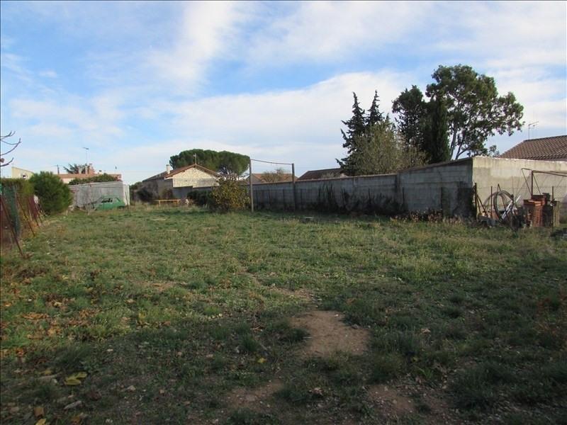 Vente terrain Lignan sur orb 145000€ - Photo 1