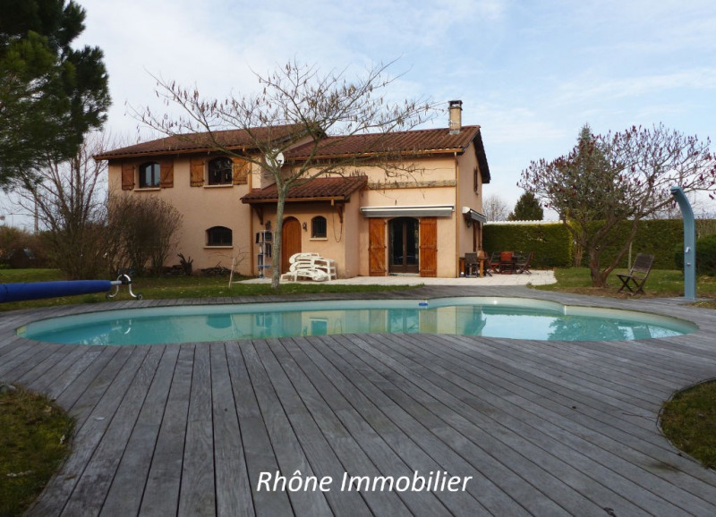 Vente maison / villa Villette d anthon 439 000€ - Photo 1