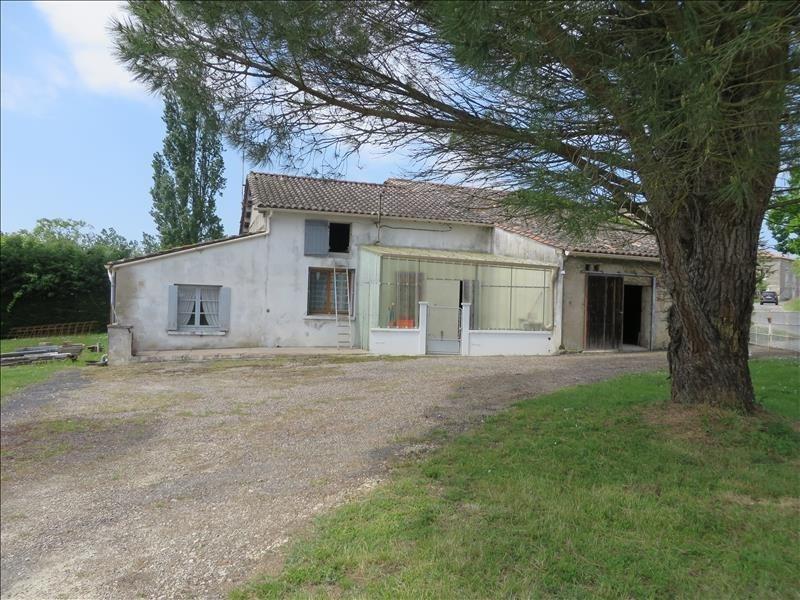 Vente maison / villa St martin de gurcon 87000€ - Photo 1
