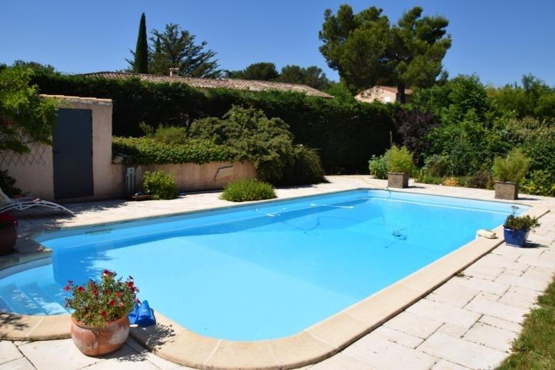 Vente de prestige maison / villa Eguilles 826000€ - Photo 3