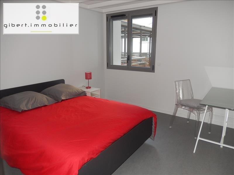 Rental apartment Le puy en velay 351,79€ CC - Picture 1