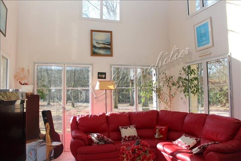 Deluxe sale house / villa Lamorlaye 676000€ - Picture 3