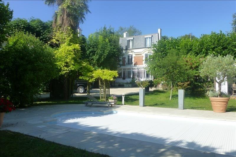 Venta de prestigio  casa Villennes sur seine 1495000€ - Fotografía 1