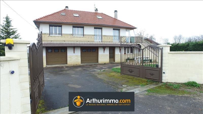 Sale house / villa St sorlin de morestel 243225€ - Picture 1
