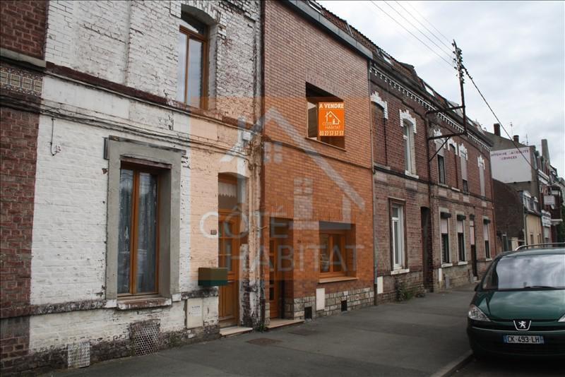 Vente maison / villa Henin beaumont 116000€ - Photo 1