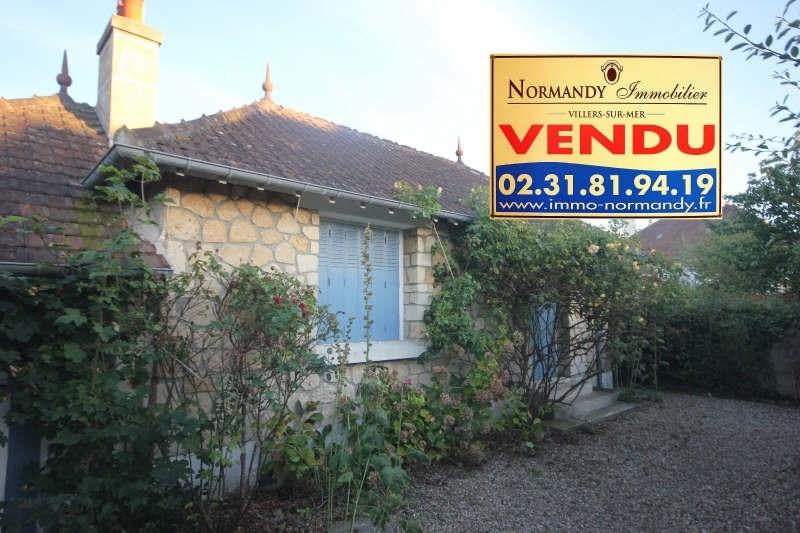 Sale house / villa Villers sur mer 259000€ - Picture 1