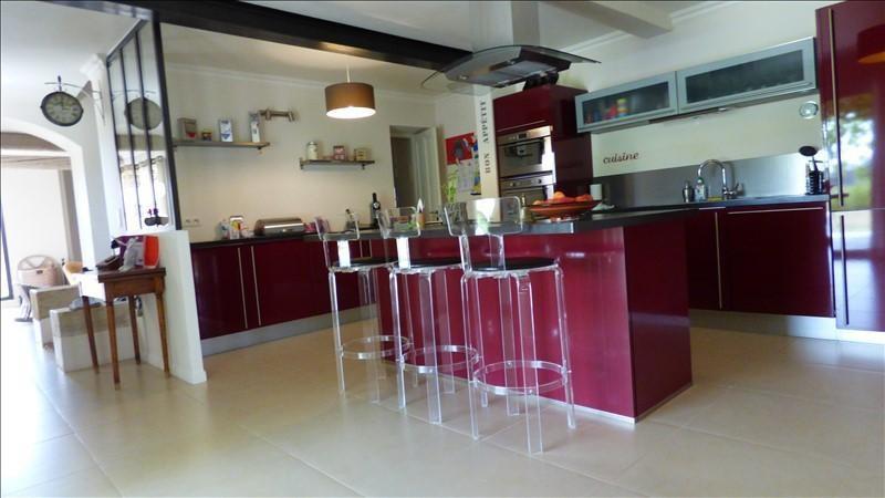 Sale house / villa Violes 525000€ - Picture 3