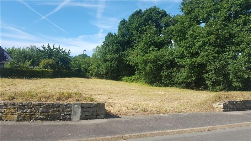 Vendita terreno Fouesnant 165850€ - Fotografia 2