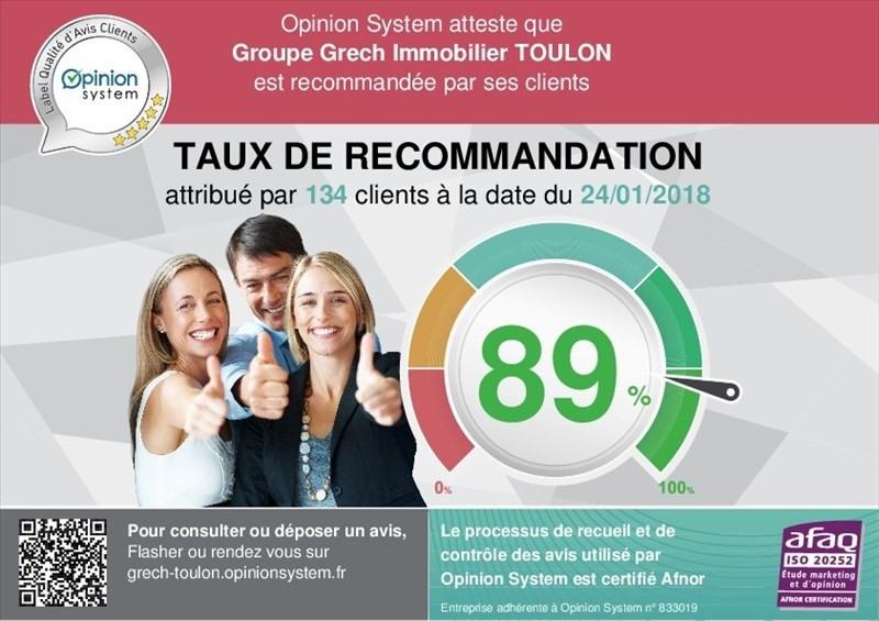 Sale apartment Toulon 200000€ - Picture 3