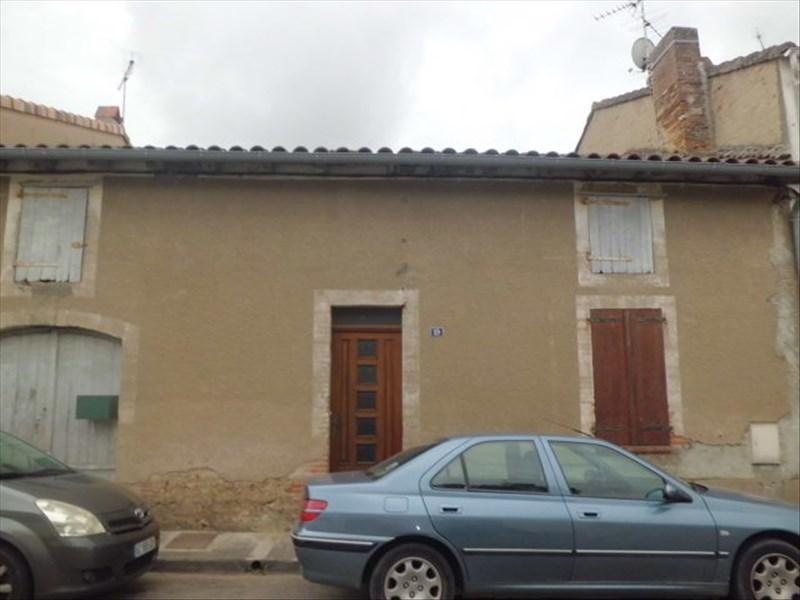 Rental house / villa Mas grenier 539€ CC - Picture 1