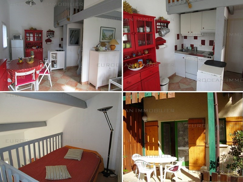 Location vacances maison / villa Lacanau ocean 510€ - Photo 1