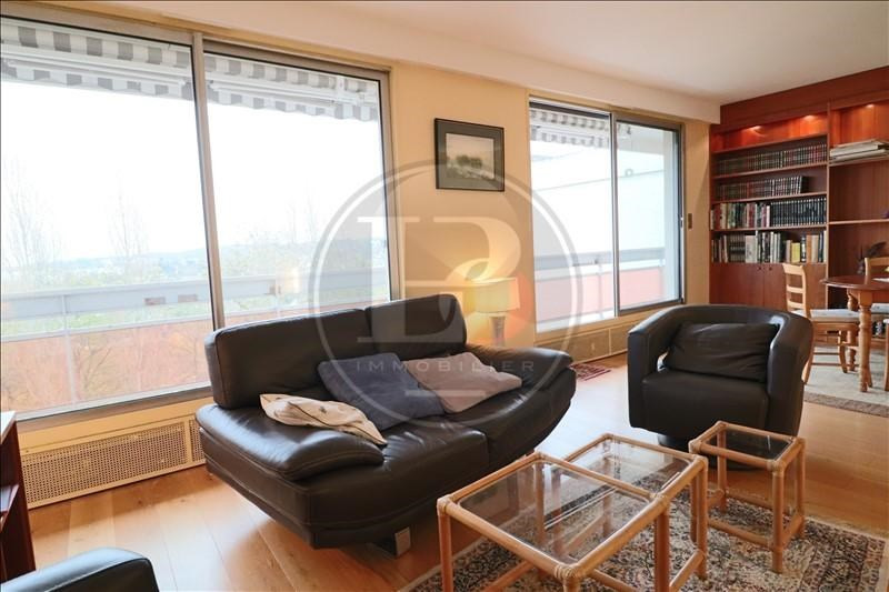 Sale apartment Mareil marly 385000€ - Picture 2
