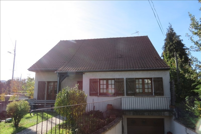 Vente maison / villa Taverny 460000€ - Photo 7