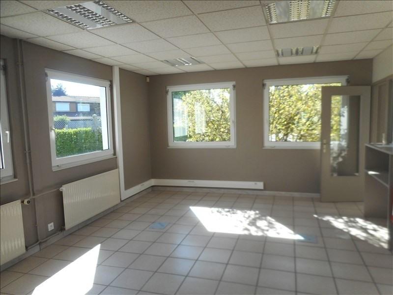 Vermietung büro Voiron 700€ +CH/ HT - Fotografie 1