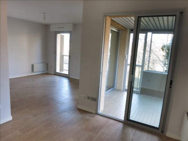 Location appartement Annecy le vieux 900€ CC - Photo 1