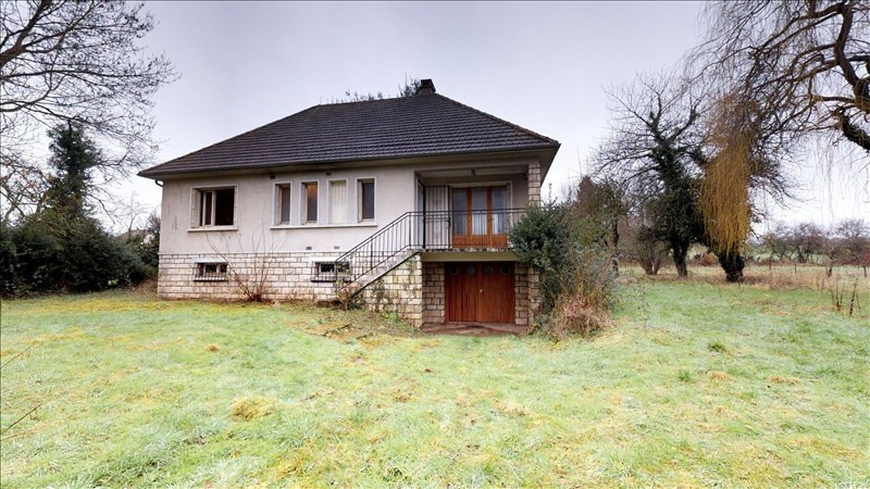 Sale house / villa St fargeau 136 000€ - Picture 1