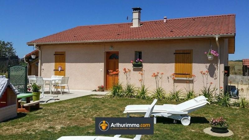 Vente maison / villa La cote st andre 163000€ - Photo 1