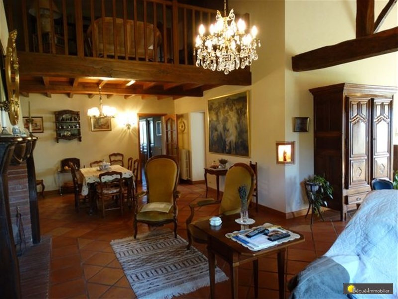 Vente de prestige maison / villa 15 mns mondonville 628000€ - Photo 4