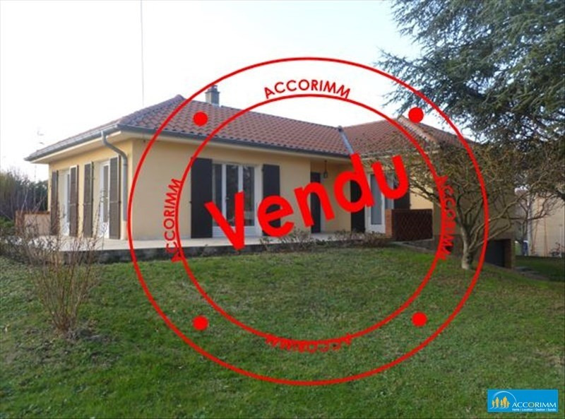 Vente maison / villa Feyzin 320000€ - Photo 1