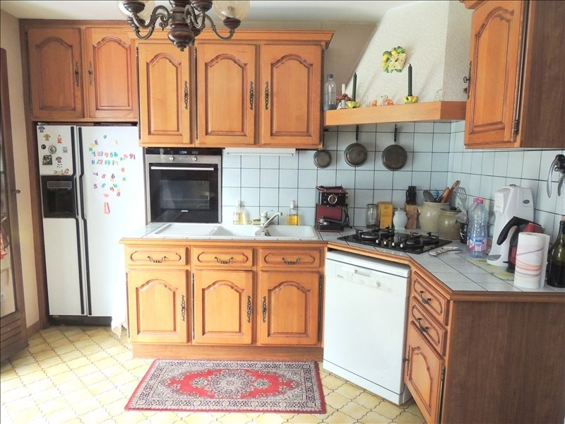 Vente maison / villa Chevry 598000€ - Photo 2