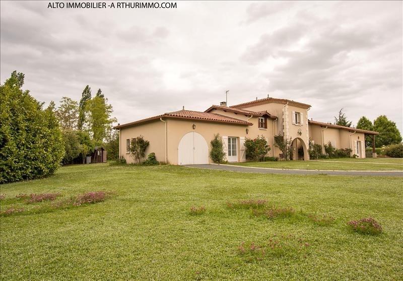 Vente maison / villa Nerac 466400€ - Photo 1