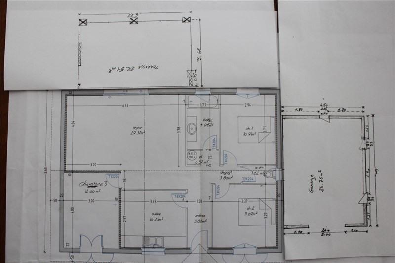 Vente maison / villa Sauveterre de guyenne 260000€ - Photo 3
